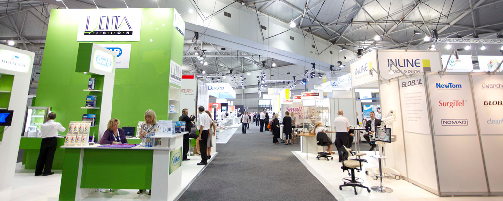 Providing exhibitors with more than qualified leads