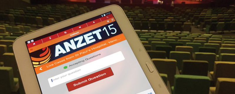 Engaging your event audience through real-time response technology
