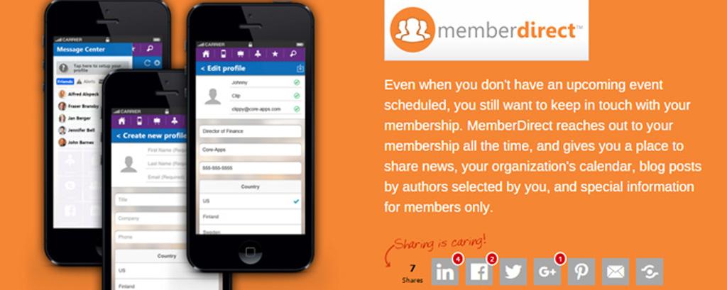 Every Association needs an app
