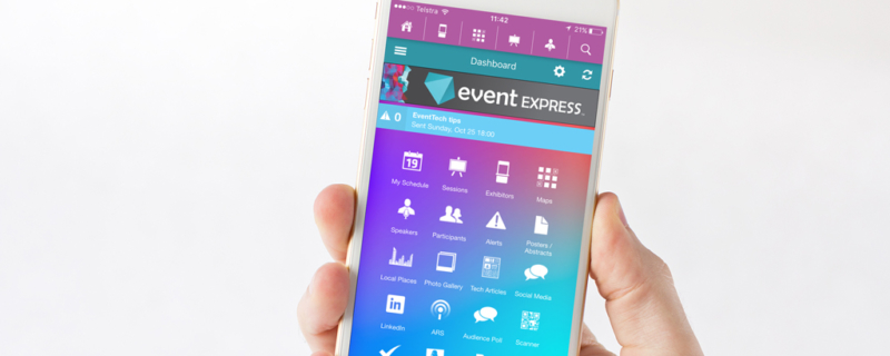 Web, HTML5 or Native Event Apps